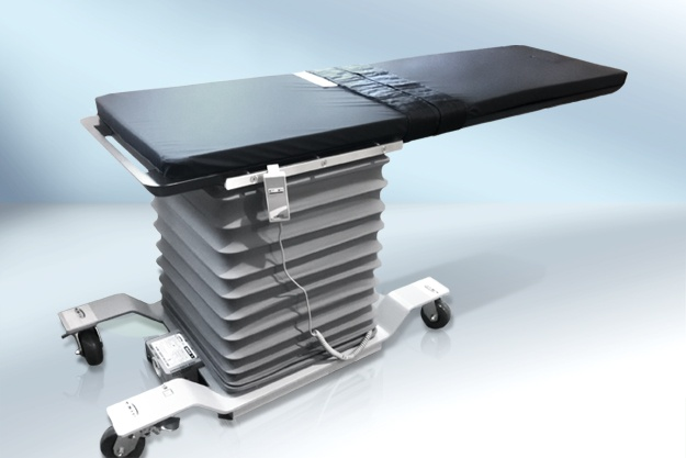 Max series mobile imaging table